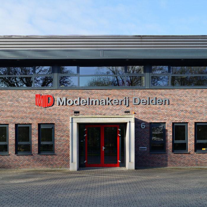 Modelmakerij Delden entree
